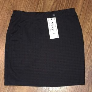 🆕 NWT Very J skirt size small